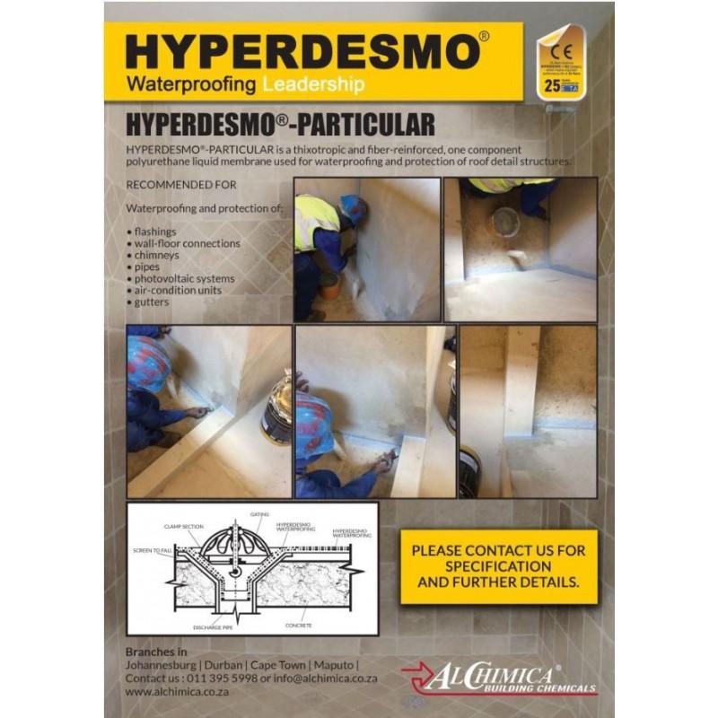 Résine polyuréthane thixotrope avec fibres polyesters incorporés