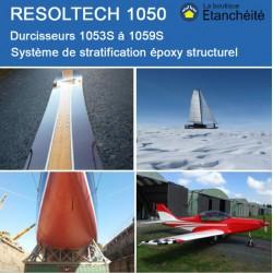 Système de stratification époxy structurel