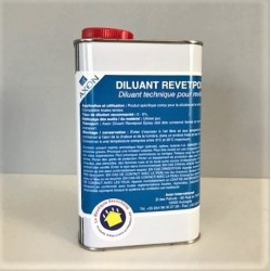 SOLVANT-01 Diluant et Nettoyant Résine