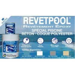 Résine Epoxy REVETPOOL
