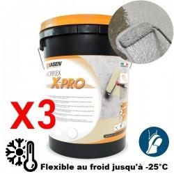 Étanchéité X-Pro avant carrelage